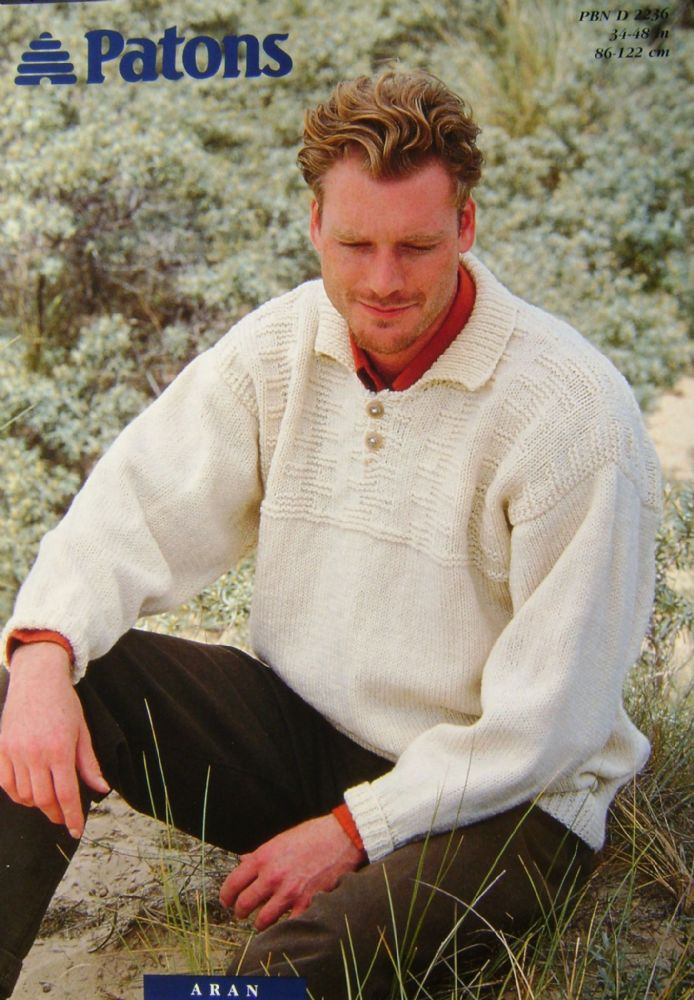 Patons Knitting Pattern 2236